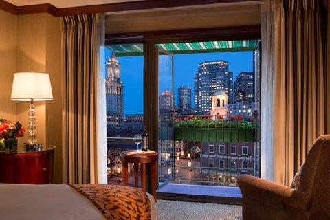 Millennium Bostonian Hotel Boston - Deluxe Room