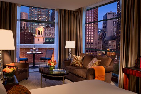 Millennium Bostonian Hotel Boston - Penthouse Suite