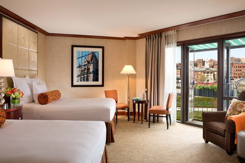 Millennium Bostonian Hotel Boston - Superior Double Room