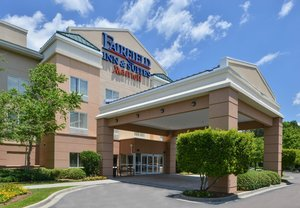 Exterior view - Fairfield Inn & Suites by Marriott University N Chas