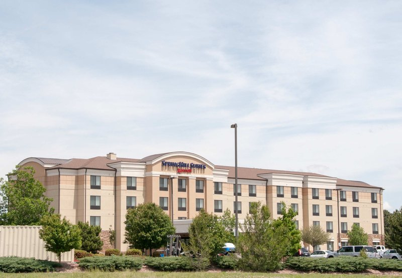 SPRINGHILL STES SOUTH MARRIOTT