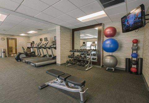 Courtyard Nashua - Fitness Center