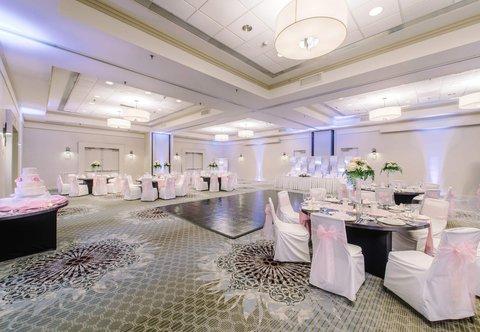 Courtyard Nashua - The Event Center - Wedding Reception