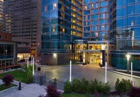 Courtyard Downtown Marriott - Courtyard