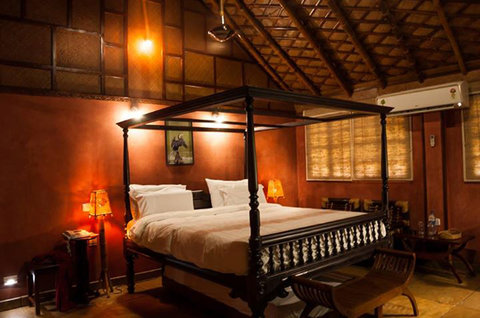 Wild Woods Spa and Resort - Deluxe Stone Cottage