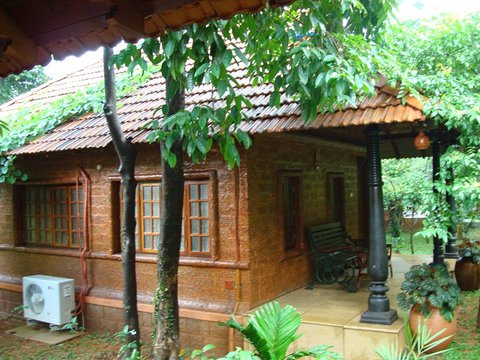 Wild Woods Spa and Resort - Stone Cottage