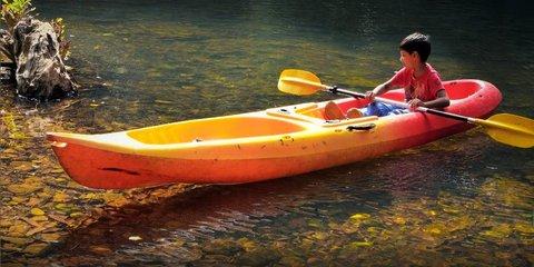 Wild Woods Spa and Resort - Kayaking