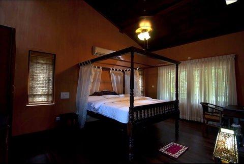 Wild Woods Spa and Resort - Luxury Villa Interior