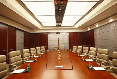 Crowne Plaza GUANGZHOU SCIENCE CITY - Boardroom