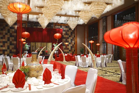 Crowne Plaza GUANGZHOU SCIENCE CITY - Banquet Room