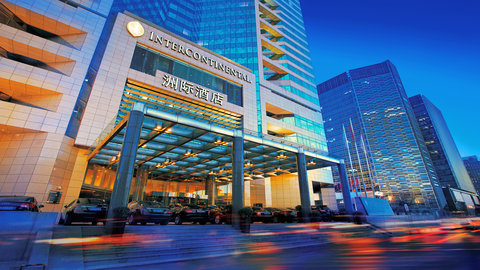 InterContinental BEIJING FINANCIAL STREET - Hotel Exterior