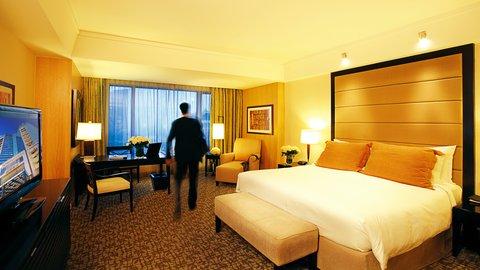 InterContinental BEIJING FINANCIAL STREET - Superior Room Kind Bed