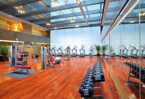 InterContinental BEIJING FINANCIAL STREET - Fitness Center