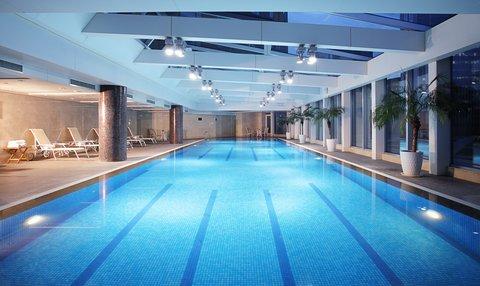 InterContinental BEIJING FINANCIAL STREET - Swimming Pool