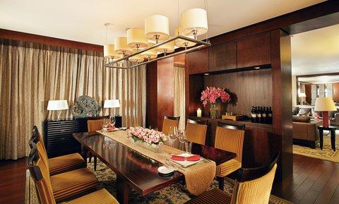 InterContinental BEIJING FINANCIAL STREET - Chairman Suite