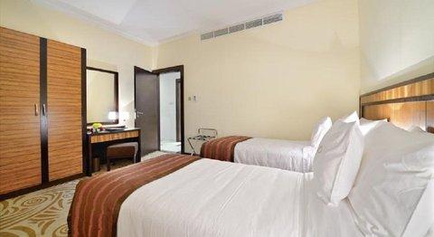 المجاز للشقق الفندقية - Two-Bedroom Apartment