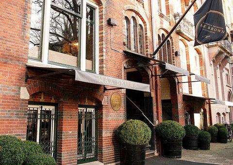 The Poet Amsterdam - Exterior Max Brown Museum Square