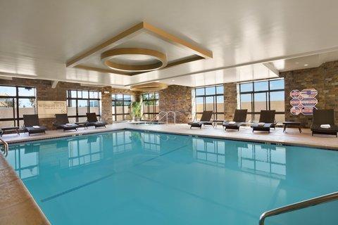 Hampton Inn LAX Hawthorne - Pool