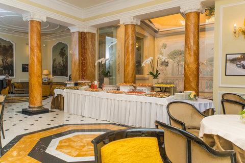 Grandhtl Majestic Gia Baglioni - Cafe  Marinetti