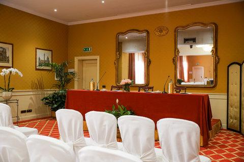 Grandhtl Majestic Gia Baglioni - Rinascimento Meeting Room