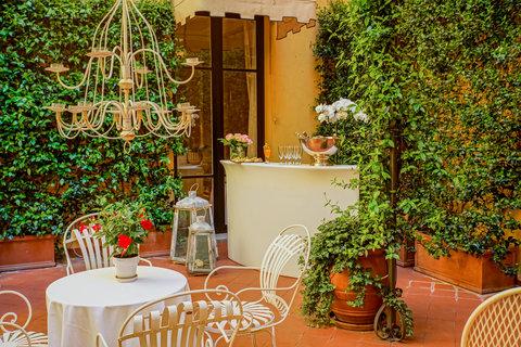 Grandhtl Majestic Gia Baglioni - 1St Floor Terrace