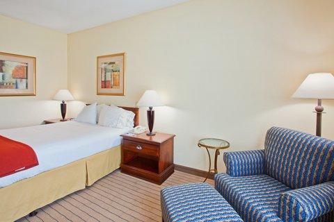 Holiday Inn Express & Suites ENTERPRISE - King Bed Guest Room