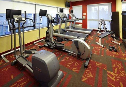 Courtyard Altoona - Fitness Center