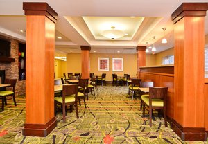 Restaurant - Fairfield Inn & Suites by Marriott Cherokee