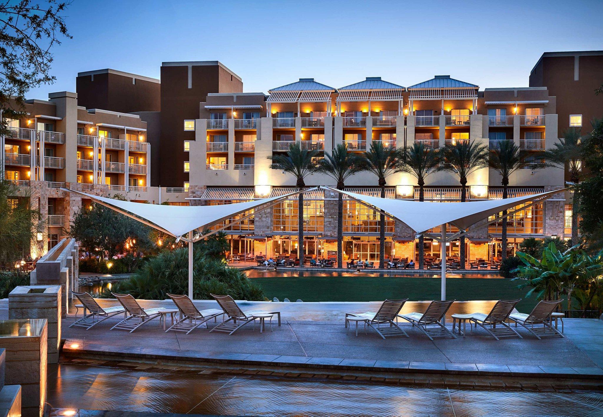 Jw Marriott Phoenix Desert Ridge Resort Amp Spa Photos