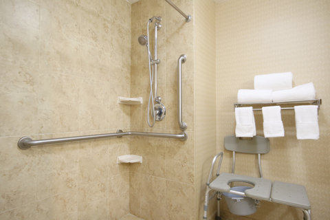 Holiday Inn Express & Suites CD. JUAREZ - LAS MISIONES - Guest Bathroom