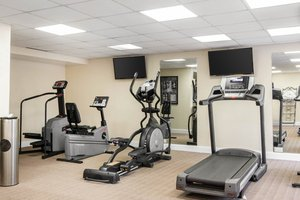 Fitness/ Exercise Room - Clarion Hotel & Conference Center Tampa