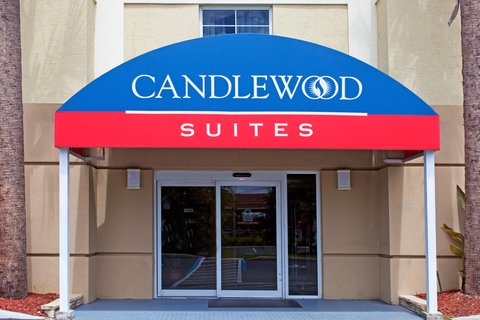 Candlewood Suites FT. LAUDERDALE AIRPORT/CRUISE - Candlewood Suites Hotel Fort Lauderdale Airport Cruise