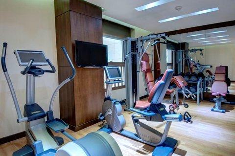فندق كراون بلازا المدينة - Fitness Center