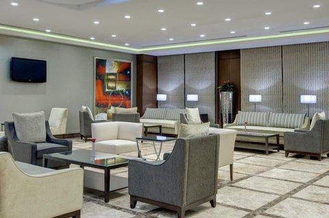 فندق كراون بلازا المدينة - Guest Lounge