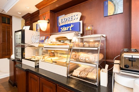 Holiday Inn Express & Suites COLUMBIA-I-26 @ HARBISON BLVD - Hot Buffet Breakfast