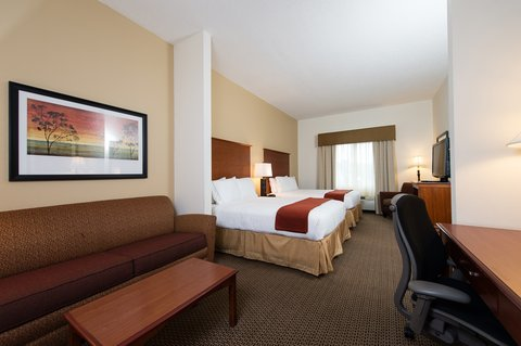 Holiday Inn Express & Suites COLUMBIA-I-26 @ HARBISON BLVD - 2 Queen Suite