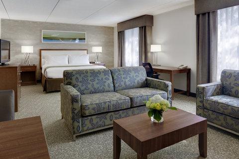 Holiday Inn ANN ARBOR-NEAR THE UNIV. OF MI - Junior Suite