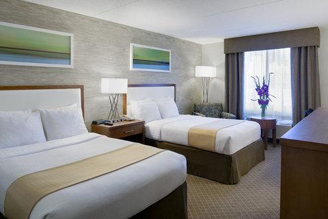 Holiday Inn ANN ARBOR-NEAR THE UNIV. OF MI - Double Bed Guest Room