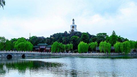 InterContinental BEIJING FINANCIAL STREET - The Beihai Park
