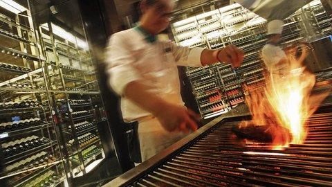 InterContinental BEIJING FINANCIAL STREET - Steak Exchange Restaurant   Bar
