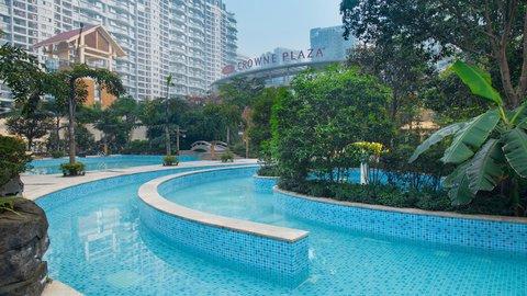 Crowne Plaza CHONGQING RIVERSIDE - Exterior Feature