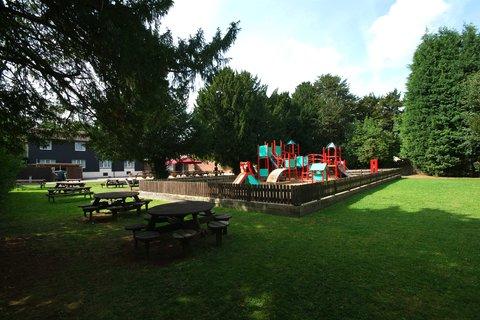 Darrington Hotel - Kids playing area