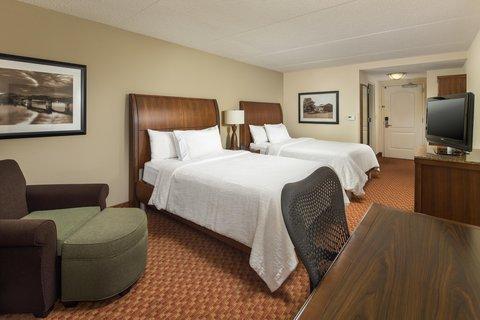 Hilton Garden Inn Chattanooga Hamilton Place - Double Bed with Desk