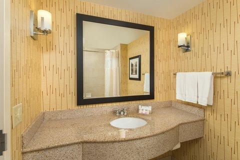 Hilton Garden Inn Chattanooga Hamilton Place - Standard Bathroom