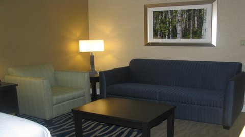 Holiday Inn CONCORD DOWNTOWN - A sleeper sofa that s a great couch and a great bed