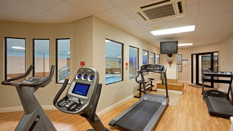 Holiday Inn CONCORD DOWNTOWN - Stay fit and healthy while traveling