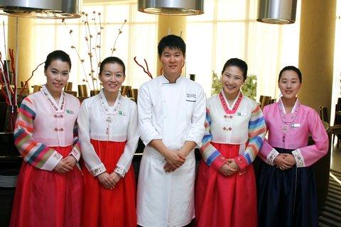 Holiday Inn ABU DHABI - Enjoy Korean food   drinks daily and at Korean Night on Thursday