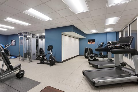 Embassy Suites Atlanta - Airport - Fitness Center