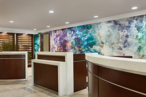 Embassy Suites Atlanta - Airport - Front Desk