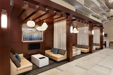 Embassy Suites Atlanta - Airport - Pods